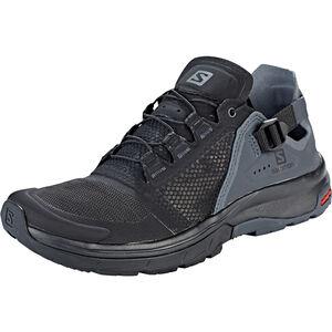 Salomon Techamphibian 4 Shoes Dam black/ebony/quiet shade black/ebony/quiet shade
