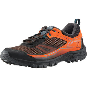 Haglöfs Gram Trail Shoes Herr cayenne/true black cayenne/true black