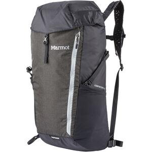 Marmot Kompressor Plus Ultralight Pack Black/Slate Grey Black/Slate Grey