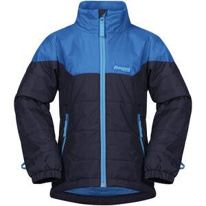 Bergans Ruffen Light Insulated Jacket Barn navy/athensblue/polarblue navy/athensblue/polarblue