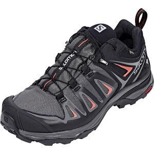 Salomon X Ultra 3 GTX Shoes Dam magnet/black/mineral red magnet/black/mineral red