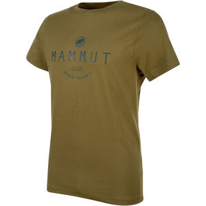 Mammut Seile T-shirt Herr olive olive