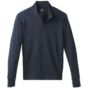 Prana Jarvis 1/2 Zip Sweater Herr nautical nautical