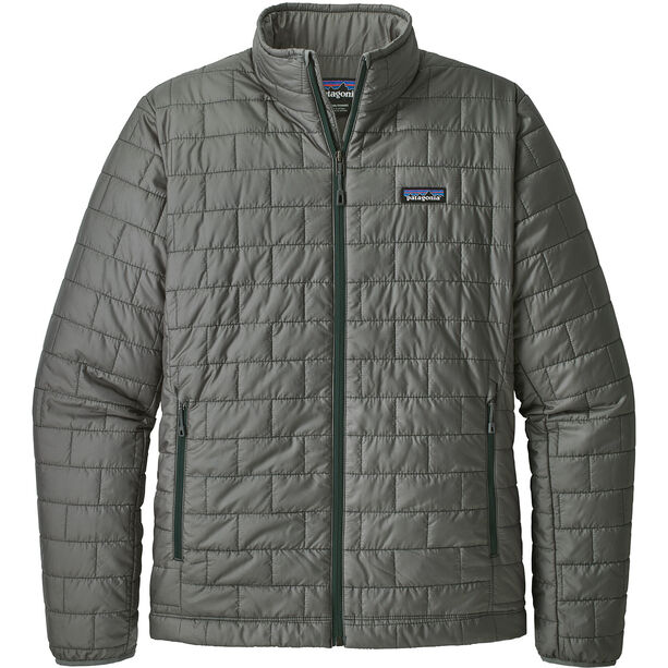 Patagonia Nano Puff Jacket Herr cave grey