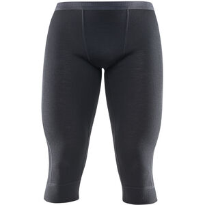 Devold Hiking 3/4 Long Johns Herr black black