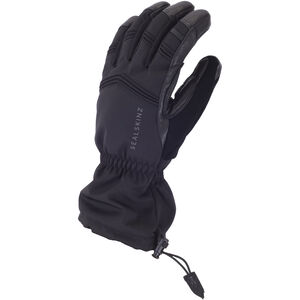 Sealskinz Waterproof Extreme Cold Weather Gauntlet Black Black
