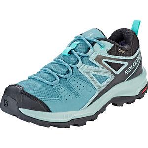 Salomon X Radiant GTX Shoes Dam hydro./trellis/atlantis hydro./trellis/atlantis