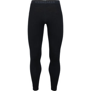 Icebreaker 260 Tech Leggings Herr black/monsoon black/monsoon