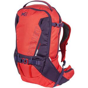 Millet Steep 22 Backpack Dam poppy red/black berry poppy red/black berry