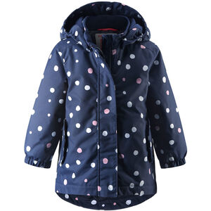 Reima Aseme Reimatec Winter Jacket Flickor Navy Navy