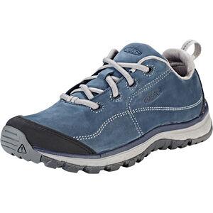 Keen Terradora Leather Sneakers Dam Blue Night/Palom Blue Night/Palom