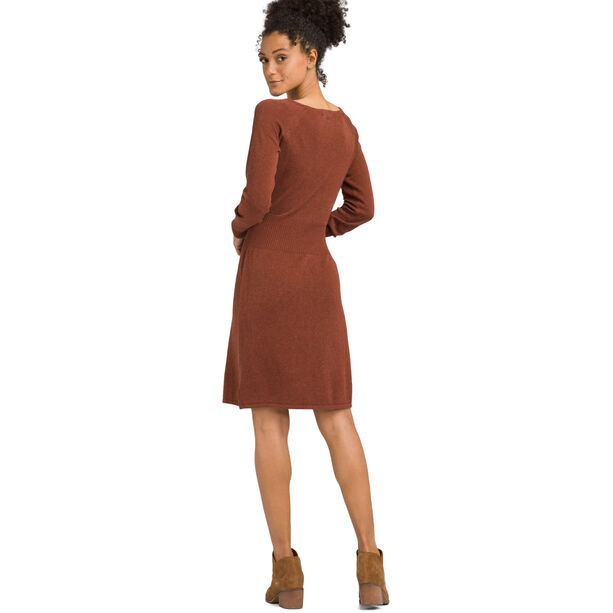 Prana Sonatina Dress Dam Chai Heather