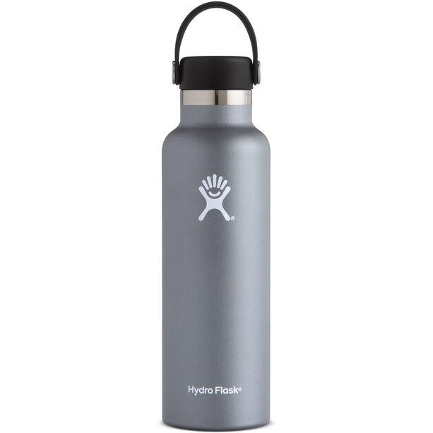 Hydro Flask Standard Mouth Flex Bottle 621ml graphite