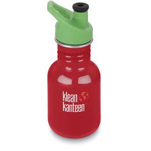 Klean Kanteen Kid Classic Bottle Sport Cap 3.0 355ml Barn mineral red mineral red