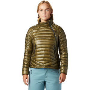 Mountain Hardwear Ghost Whisperer S Jacket Dam Combat Green Combat Green