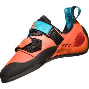 La Sportiva Katana Climbing Shoes Herr tangerine/tropic blue tangerine/tropic blue