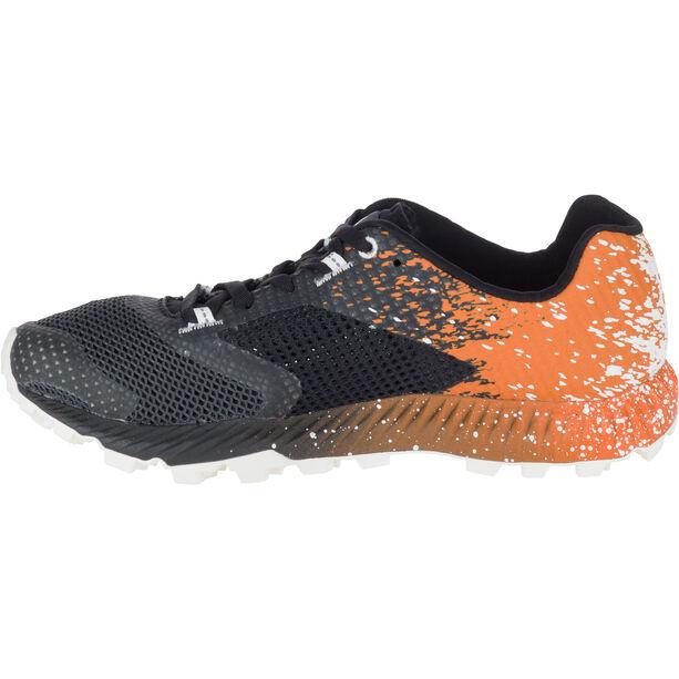 Merrell All Out Crush Tough Mudder 2 Shoes Dam tm orange