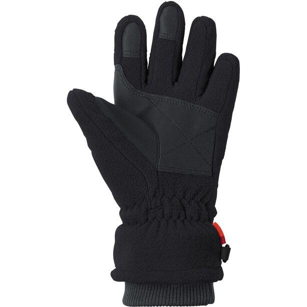 VAUDE Kids Karibu Gloves II Barn black