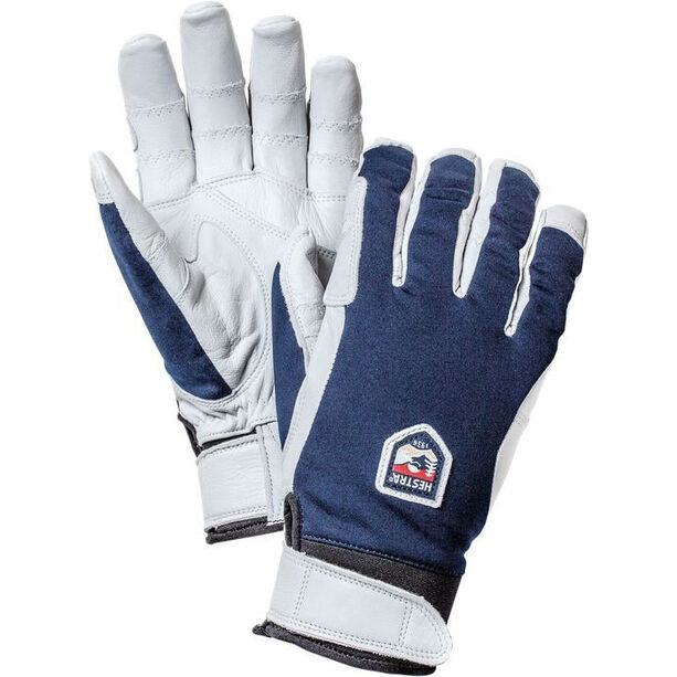 Hestra Ergo Grip Active Gloves marin/offwhite