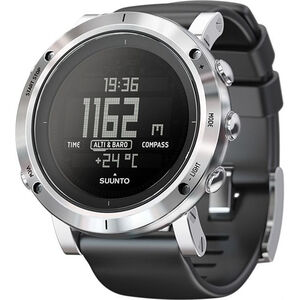 Suunto Core Watch brushed steel brushed steel