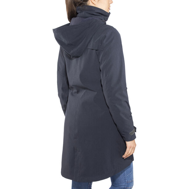 Bergans Oslo 3in1 Coat Dam outer:dark navy mel/inner:dark navy mel