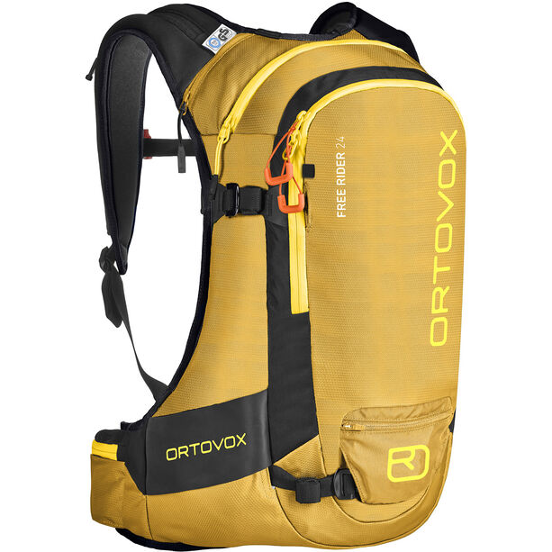 Ortovox Free Rider 24 Backpack yellowstone