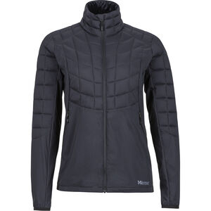 Marmot Featherless Hybrid Jacket Dam black black