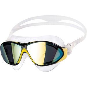 Head Horizon Mirrored clear-yellow-black-smoked mirrored clear-yellow-black-smoked mirrored