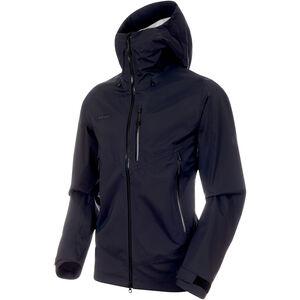 Mammut Kento HS Hooded Jacket Herr black black