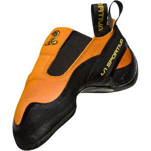 La Sportiva Cobra Climbing Shoes Herr orange orange