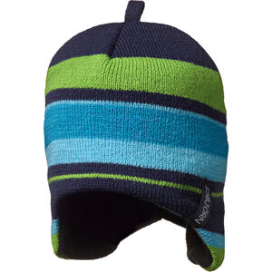Isbjörn Eaglet Knitted Cap Barn seagrass seagrass