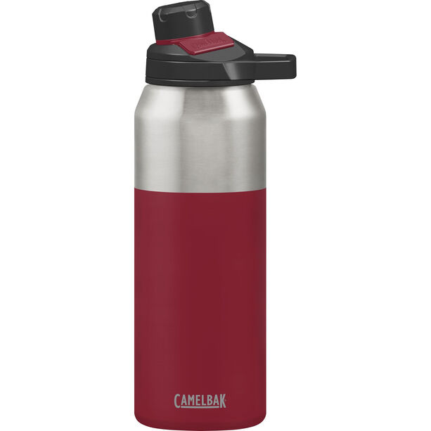 CamelBak Chute Mag Vacuum Insulated Stainless Bottle 1000ml cardinal