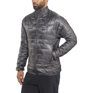 Patagonia Micro Puff Jacket Herr forge grey forge grey
