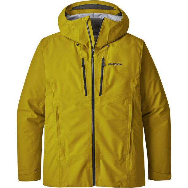Patagonia Triolet Jacket Herr textile green