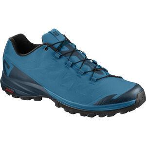 Salomon OUTpath Shoes Herr fjord blue/reflecting pond/black fjord blue/reflecting pond/black
