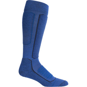 Icebreaker Ski+ Medium OTC Socks Herr Surf/Midnight Navy Surf/Midnight Navy