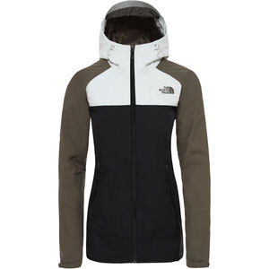 The North Face Stratos Jacket Dam TNF Black/New Taupe Green/Tin Grey TNF Black/New Taupe Green/Tin Grey