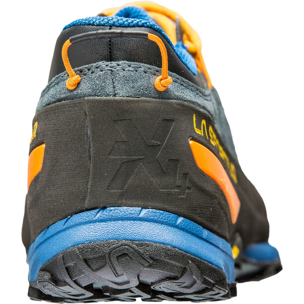 La Sportiva TX4 Shoes Herr blue/papaya