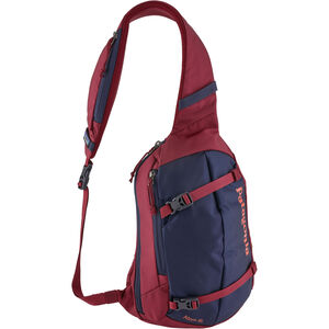 Patagonia Atom Sling Shoulder Bag 8l arrow red arrow red