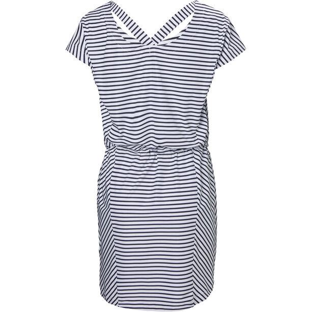 Helly Hansen Siren Dress Dam navy stripe