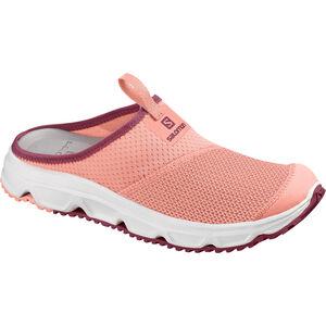 Salomon RX Slide 4.0 Shoes Dam desert flower/white/malaga desert flower/white/malaga