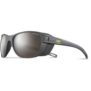 Julbo Camino Spectron 4 Sunglasses dark gray/gray-brown flash silver dark gray/gray-brown flash silver