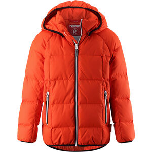 Reima Jord Down Jacket Pojkar Orange Orange