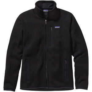 Patagonia Better Sweater Jacket Herr black black