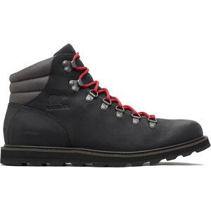 Sorel Madson Hiker Waterproof Shoes Herr black black