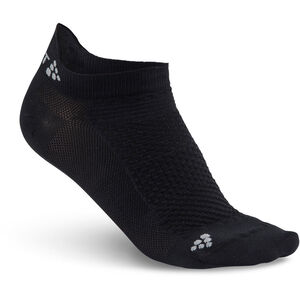 Craft Cool Shaftless Socks 2-Pack black black