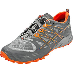 The North Face Ultra MT II GTX Shoes Herr blackened pearl/scarlet ibis blackened pearl/scarlet ibis