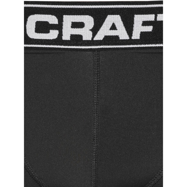 "Craft Greatness 3"" Boxer 2-Pack Herr black"