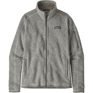 Patagonia Better Sweater Jacket Dam Birch White Birch White
