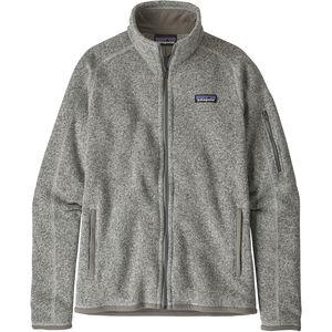 Patagonia Better Sweater Jacket Dam Birch White Birch White